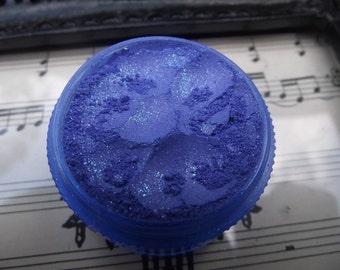 Caribbean Waters Blue Cosmetic Glitter Shimmer Eyeshadow