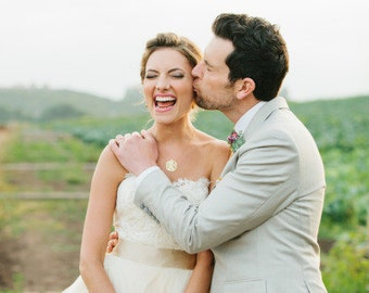 "Free USA shipping Wedding Bridal Champagne Ribbon Sash, Wedding Sash, Bridal Sash, Satin Sash  2"" width 50mm"