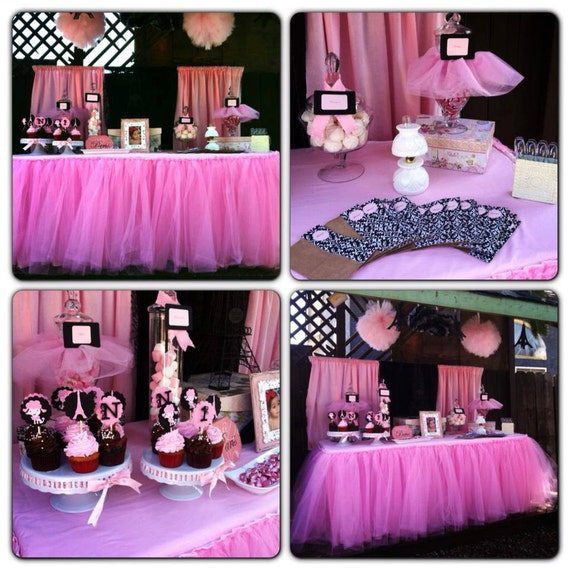Candy Buffet Package Candy Station Decoration