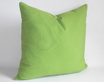 Pistachio Green, Green Decorative pillow, Green Throw pillow, Pillow Cover, 12,14,16,18,20,22,24,26,28,30,32 inch