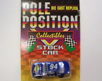 Toy Car Unopened Pole Position Die Cast Replica Collectible Stock Car #94
