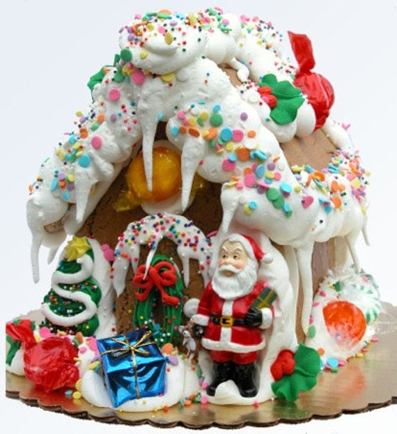 FREE SHIPPING!  Gingerbread House  Delicious! Order NOW!