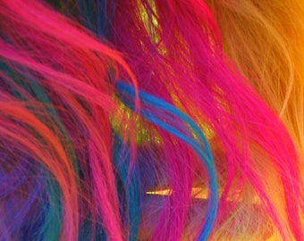 Liquid Hair Chalk - Temporary Hair Color