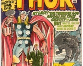 Thor key issues -- Origin of Loki Journey Into Mystery 113, 115