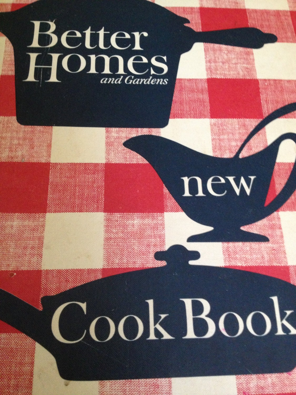 Better Homes And Gardens New Cookbook 1950 39 S Or