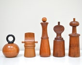 Instant Pepper Mill Collection