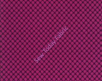 Purple Diamonds -  Michael Miller CX5911-JEWE-D (sold by the 1/2 yard)