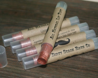 All Natural Coconut Latte Lip Tint  slim tube