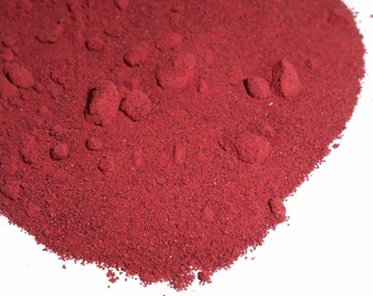 Organic BEET ROOT POWDER - Beta Vulgaris - Delicious and Wholesome - Mix in Soups or Smoothies
