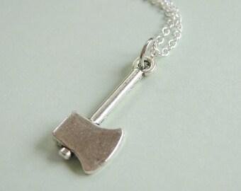 Axe Necklace