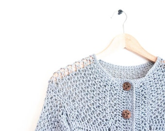 CROCHET PATTERN - DIY - Cardigan crochet pattern, Intermediate Experienced,women's cardigan,woman's jacket, fall fashion,christmas gift idea