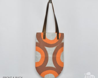 TOTE BAG ~ Orange #03