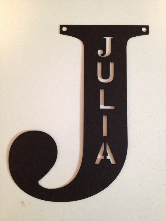 metal letters for wall items similar to letter large 18 quot personalized 17239