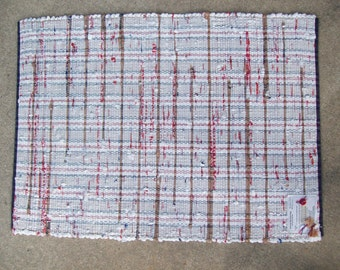 Popular Items For Loom Woven Rag Rugs On Etsy