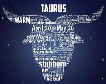 Taurus Typography