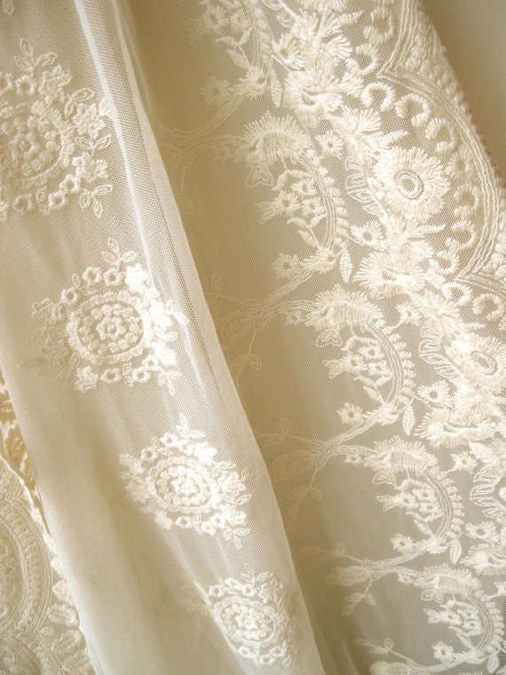 embroidered tulle lace fabric other dresses