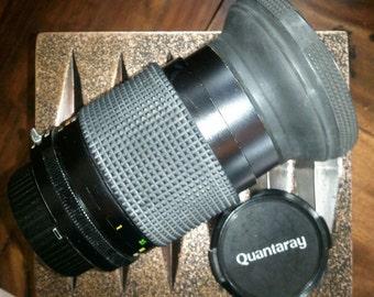 Quantaray close up camera lens