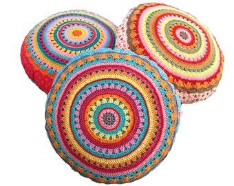 Crochet Pattern Yarmulke | Free Patterns For Crochet