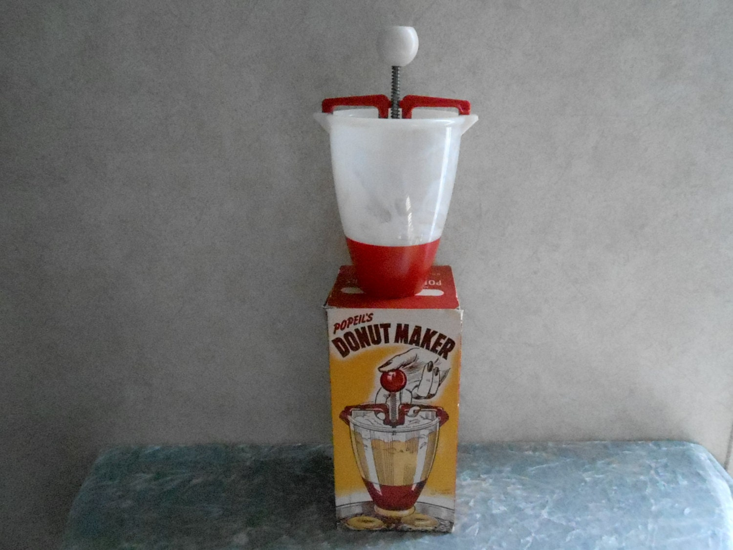 1950 S Donut Maker With Original Box Never Used From