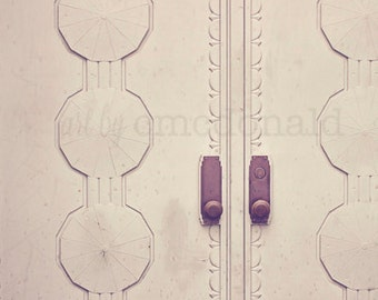 New Beginnings  - Photographic Print - California, Inspiration,  Door, Vintage, L.A., Buddhism,  Decor, Wall, Hanging, Industry, Los Feliz