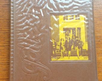 Vintage 1978 Yearbook Sunnyside