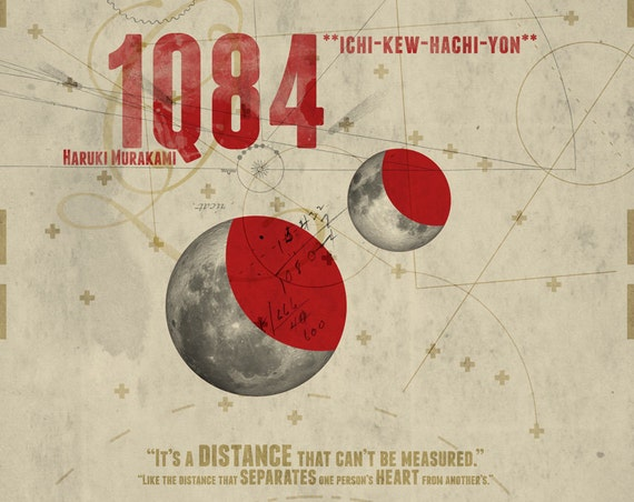 1Q84 (Vintage International) by Haruki Murakami