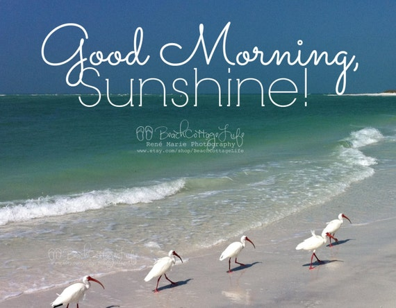 Good Morning Sunshine Quotes: Unavailable Listing On Etsy