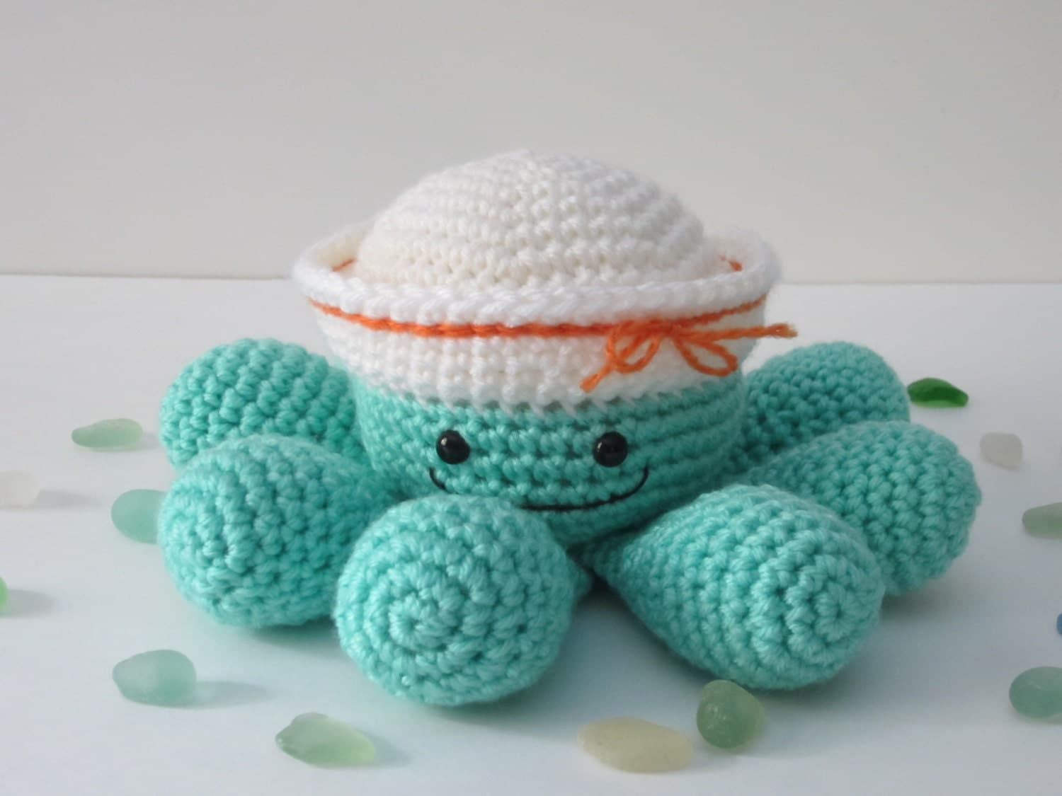 Octopus Pattern Crochet Crochet Octopus Stuffed