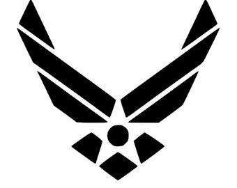 Air Force Vinyl Decal Sticker
