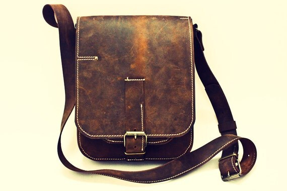 IPad Hounter Leather Bag, Ipad Genuine Leather Bag,Man Pouch, IPad Bag, Man Cross Body Bag, IPad Bag, Handmade IPad Bag