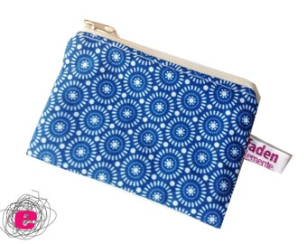 Zipper pouch sunwheel, coin purse