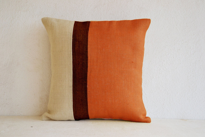 Throw Pillows Us : free shipping orange pillow orange throw pillow orange