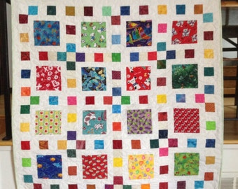 Blocks for Baby/ Toddler Quilt