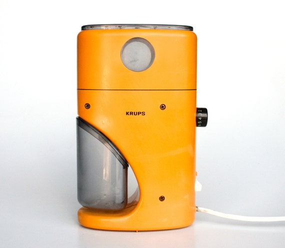 Krups 223 Electric Coffee Grinder Mr Fusion Back To The