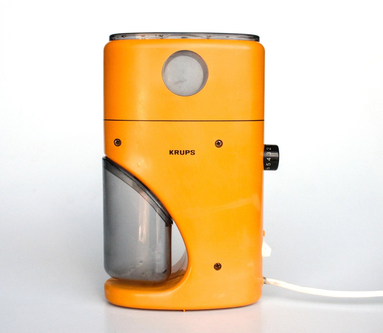 krups 223 electric coffee grinder mr fusion back to the. Black Bedroom Furniture Sets. Home Design Ideas