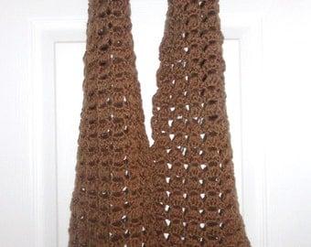 Cluster Stitch Scarf