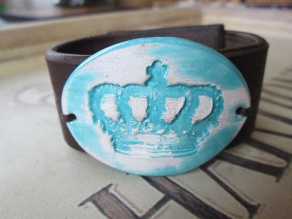 Leather Cuff, Leather Bracelet, Western Leather Cuff Bracelet, Cuff, Leather Cuff Bracelet