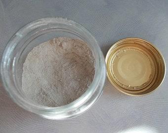 1.5 oz. 42 grams, Natural Face Powder