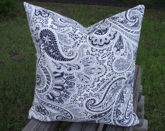 Paisley Pillow cover 18x18