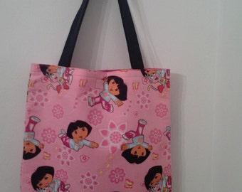 Dora the Explorer Inspired Tote