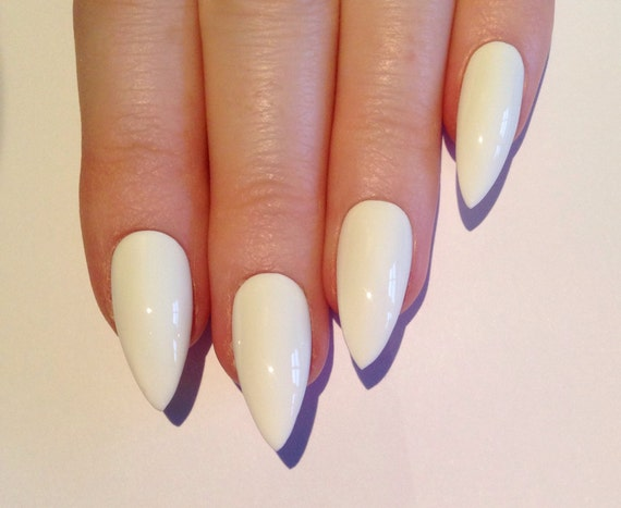 Unavailable ... Pointy Nails Vs Square