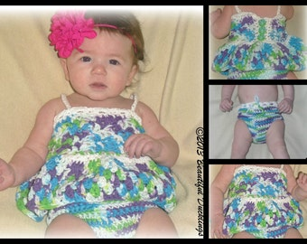 Baylee Tankini Pattern Only Pdf Baby Swimsuit