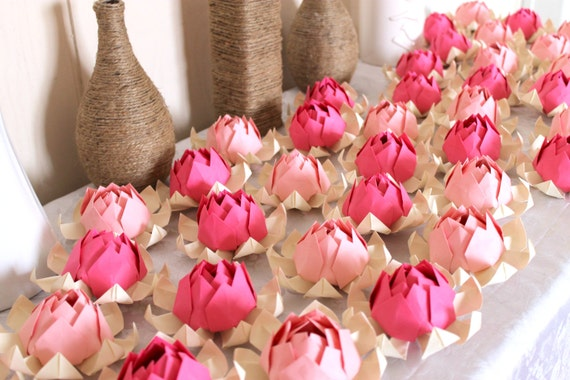 18 Floral Inspired Favors for the Spring Wedding