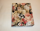 "Pretty Floral tablet cover/case that fits the NOOK that measures 7.75""X5""X.39"" and Verison Ellipsis 4G. 7.72""X4.94""X.04"""