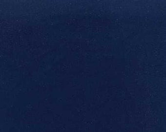 Discount Navy Blue Flocked Velvet Fabric for Upholstery Craft Curtain Drapery Material Sold Per Yard 54 inch Wide