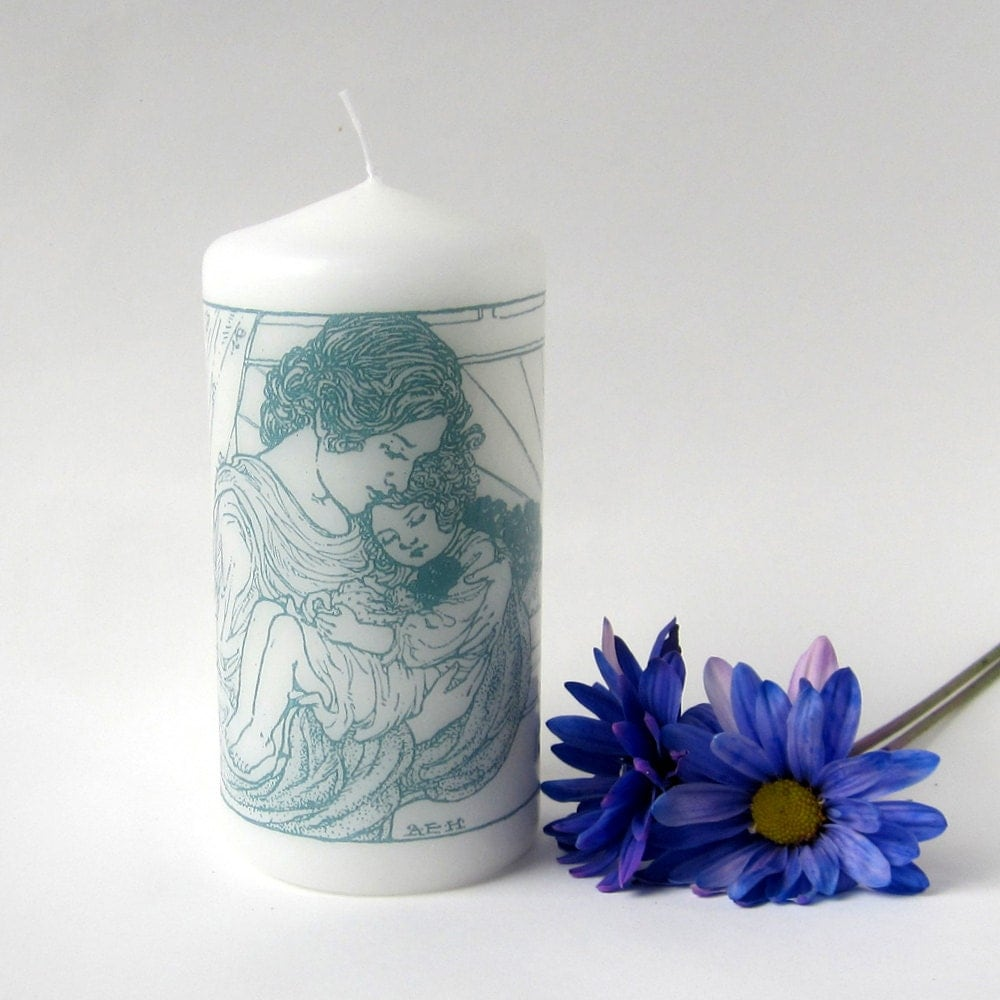 Mother's Day Gift Candle Gift for Mom Mother and Daughter