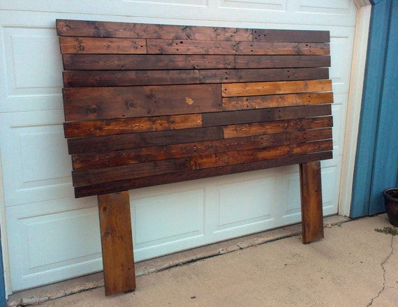 Items Similar To Reclaimed Headboard On Etsy