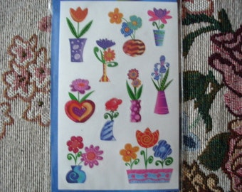 Stickers, 3 sheets (228)