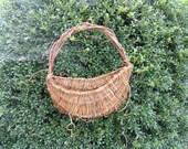 Weeping willow key basket