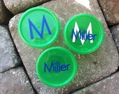 Personalized Snack Cups / Bowls - Set of 3 - TooCutePersonalized
